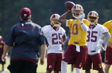 robert-griffin-iii-jay-gruden-nfl-washington-redskins-minicamp-850x560