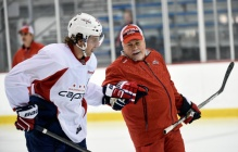 Washington Capitals' Training Camp