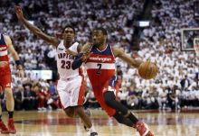 john-wall-louis-williams-nba-playoffs-washington-wizards-toronto-raptors-850x560