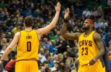Will LeBron James and a healthy Cavaliers team win the Eastern Conference?